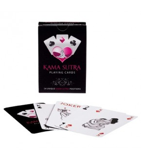 Jeu de cartes érotique - Kamasutra - Tease & Please