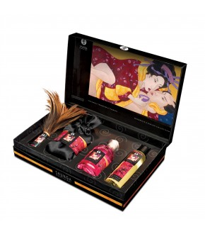 Coffret de Massage Erotique – Tendresse Passion - Shunga
