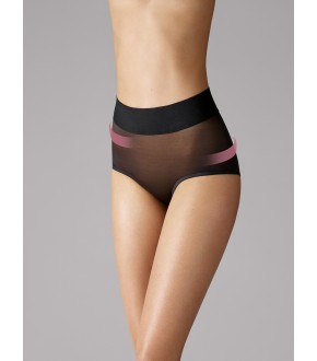 Culotte Gainante - Wolford Sheer Touch Control 696 62 Noir
